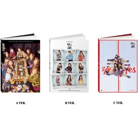 TWICE - YES OR YES (6TH MINI ALBUM)