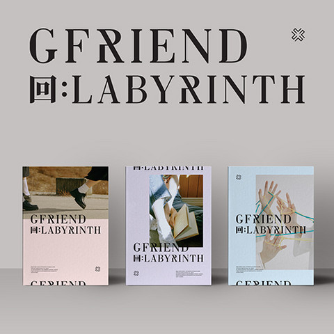 GFRIEND - 回:LABYRINTH (8TH MINI ALBUM)