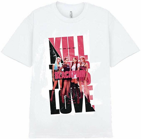 BLACKPINK - T-SHIRTS TYPE2 (CHAPTER)