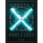 MONSTA X - THE CLAN 2.5 PART.1 LOST (3RD MINI ALBUM)  LOST Ver.