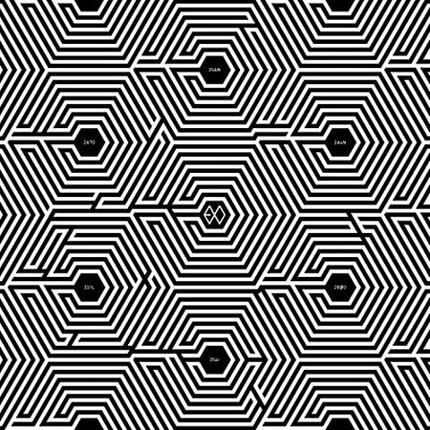 EXO-K - OVERDOSE (2ND MINI ALBUM)