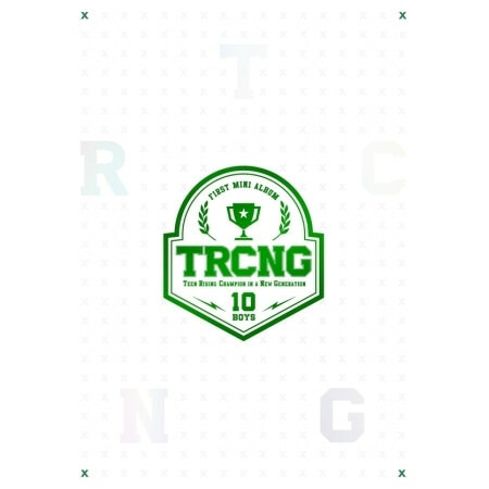 TRCNG - NEW GENERATION (1ST MINI ALBUM)