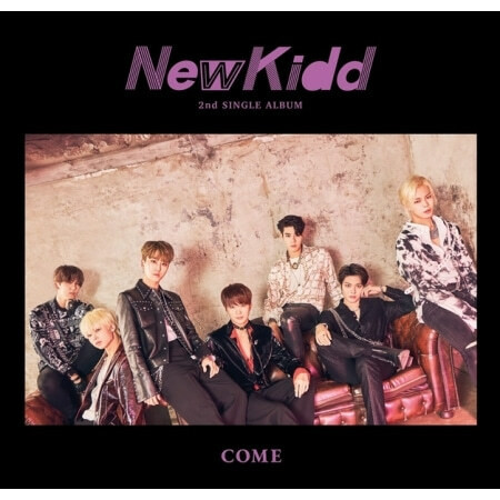 NEWKIDD - COME (2ND SINGLE ALBUM)