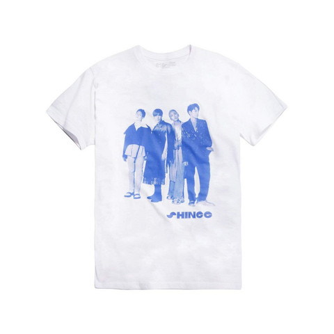 SHINEE - THE STORY OF LIGHT GRAPHIC T-SHIRT - WHITE