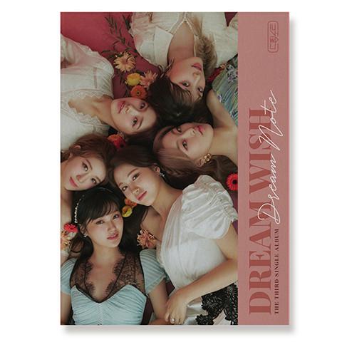 DREAMNOTE - DREAMWISH (3RD SINGLE ALBUM)