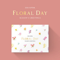 A PINK - 2020 SEASON'S GREETINGS - FLORAL DAY