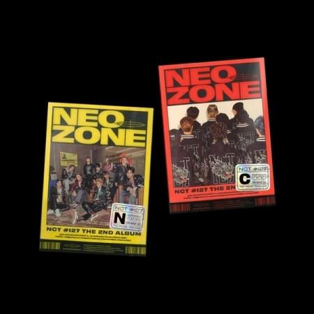 NCT 127 - NEO ZONE (2ND ALBUM)