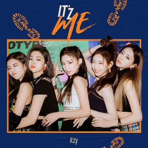 ITZY - IT'Z ME (2ND MINI ALBUM)