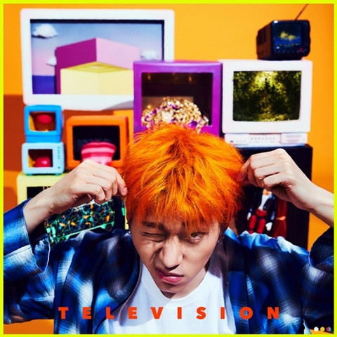 ZICO - TELEVISION (2ND MINI ALBUM)