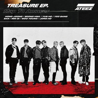 ATEEZ - TREASURE EP. MAP TO ANSWER (CD+DVD / TYPE A)