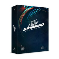 GOT7 - GOT7 2019 WORLD TOUR (KEEP SPINNING) BLU-RAY