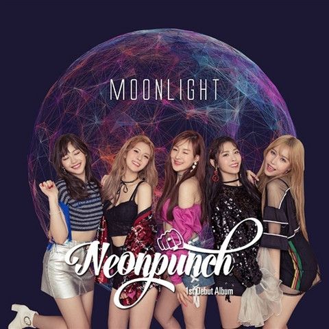 NEONPUNCH - MOONLIGHT (1ST SINGLE ALBUM)