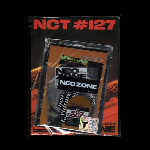 NCT 127 - NEO ZONE (2ND ALBUM) T VER.