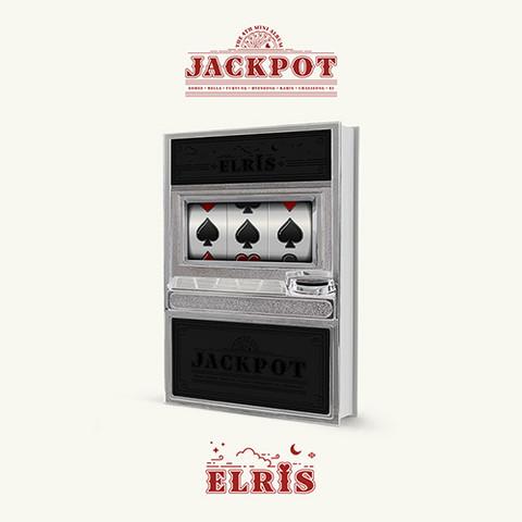 ELRIS - JACKPOT (4TH MINI ALBUM) BLACK VER