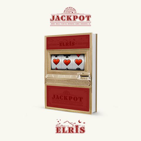 ELRIS - JACKPOT (4TH MINI ALBUM) RED VER