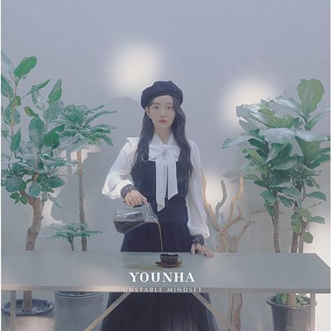YOUNHA - UNSTABLE MINDSET (5TH MINI ALBUM)