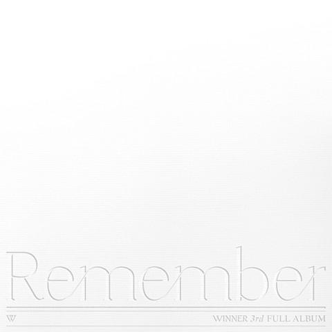 WINNER - REMEMBER (3RD ALBUM)