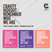 CRAVITY - SEASON 1 HIDEOUT: REMEMBER WHO WE ARE (ALBUM)