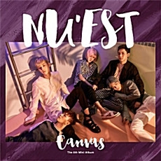 NU'EST - CANVAS (5TH MINI ALBUM)