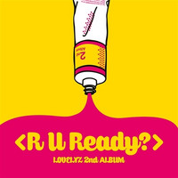 LOVELYZ - R U READY? (2ND ALBUM)