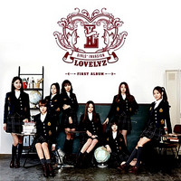 LOVELYZ - GIRLS' INVASION (1ST ALBUM)