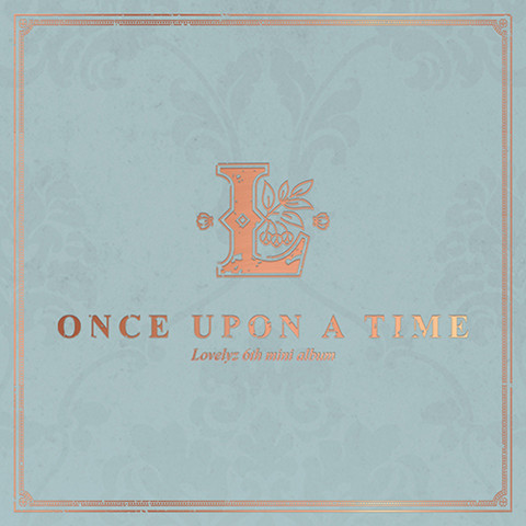 LOVELYZ - ONCE UPON A TIME (6TH MINI ALBUM) LIMITED EDITION