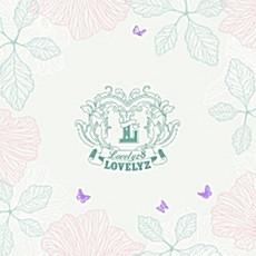 LOVELYZ - LOVELYZ8 (1ST MINI ALBUM)