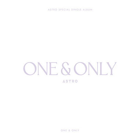 ASTRO - ONE&ONLY (SPECIAL SINGLE ALBUM)