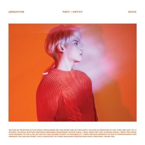 JONGHYUN - POET | ARTIST (ALBUM)