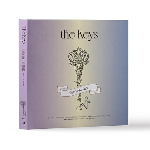 GWSN - THE KEYS (4TH MINI ALBUM)