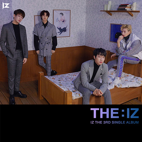 IZ - THE:IZ (3RD SINGLE ALBUM)