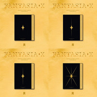 MONSTA X - FANTASIA X (8TH MINI ALBUM)