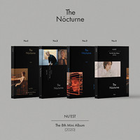 NU'EST - THE NOCTURNE (8TH MINI ALBUM)