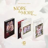 TWICE - MORE & MORE (9TH MINI ALBUM)