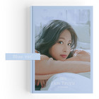 TZUYU - YES, I AM TZUYU (1ST PHOTOBOOK) BLUE VER
