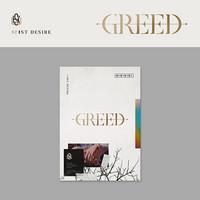 KIM WOO SEOK - GREED (1ST SOLO ALBUM) W VER