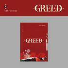 KIM WOO SEOK - GREED (1ST SOLO ALBUM) S VER