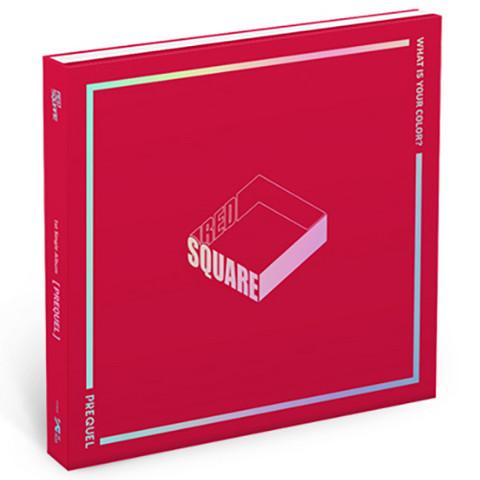 REDSQUARE - PREQUEL (1ST SINGLE ALBUM)