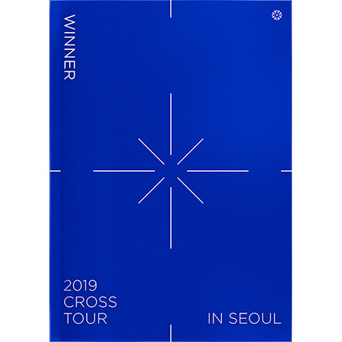 WINNER - WINNER 2019 CROSS TOUR IN SEOUL (DVD+LIVE CD)