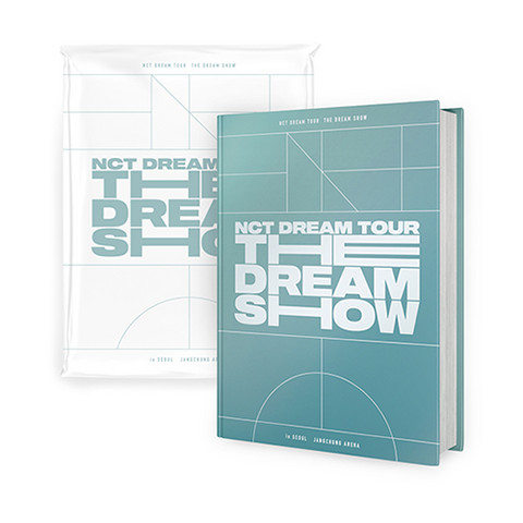 NCT DREAM -  THE DREAM SHOW TOUR (PHOTOBOOK & LIVE ALBUM)