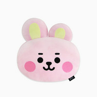BT21 BABY - FACE CUSHION - COOKY