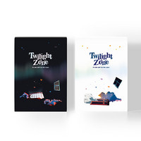 HA SUNG WOON - TWILIGHT ZONE (3RD MINI ALBUM)