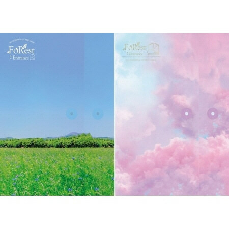 SEO EUNKWANG - FOREST: ENTRANCE (1ST MINI ALBUM)