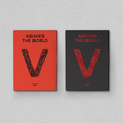 WAYV - AWAKEN THE WORLD (1ST ALBUM)