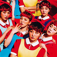 RED VELVET - THE RED (1ST ALBUM)