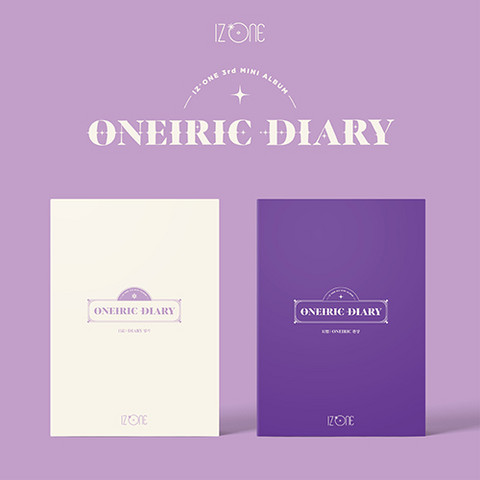 IZ*ONE - ONEIRIC DIARY (3RD MINI ALBUM)