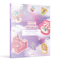 APINK - 2020 APINK 6TH CONCERT 'WELCOME TO PINK WORLD' (DVD)