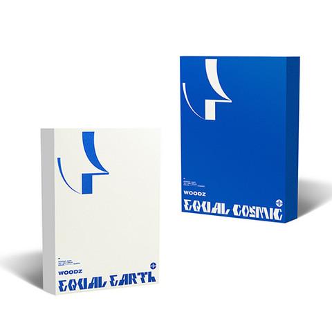 WOODZ - EQUAL (1ST MINI ALBUM)