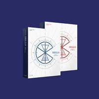 CIX - HELLO CHAPTER 3. HELLO, STRANGE TIME (3RD MINI ALBUM)