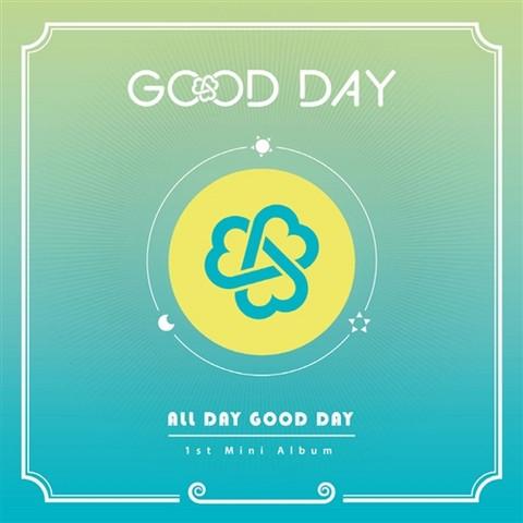 GOOD DAY - ALL DAY GOOD DAY (1ST MINI ALBUM)